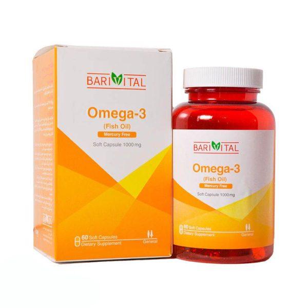 omega 3 barij